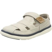 Timberland Gateway Pier Fisherman Light Taupe Textile Youth Fisherman Sandals