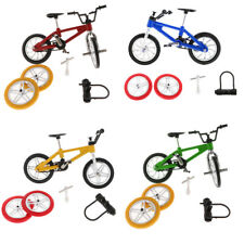Finger Alloy Bicycle Model MTB BMX Fixie Bike Model Boys Toy Creative Game Gift