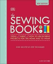 Sewing Book by Alison Smith Hardcover Book Free Shipping!