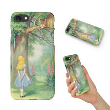 ALICE IN WONDERLAND CHESHIRE CAT HARD PHONE CASE COVER FOR APPLE IPHONE