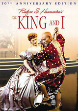 The King and I (DVD 2006,2-Disc 50 Anniversary Ed) Yul Brynner, Deborah Kerr NEW