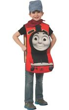 LICENSED DELUXE JAMES THOMAS TANK ENGINE CHILD TODDLER TRAIN BOOK WEEK COSTUME