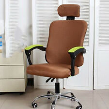 Fashion Office Computer Chair Covers Swivel Rotate Seat Slipcovers