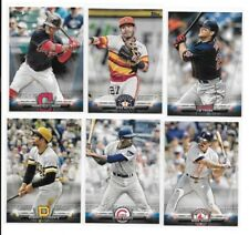 2018 Topps Series 2 SALUTE Insert SP - YOU PICK FROM LIST COMPLETE YOUR SET