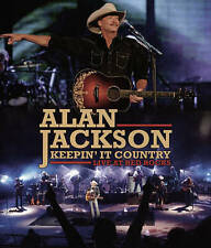 Alan Jackson: Keepin It Country - Live at Red Rocks (DVD, 2016)