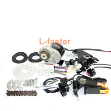 L-faster 350W Motor Kit For Bike Wheel Spokes Newest Conversion Kit For Speed