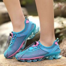 Womens Sport Shoes Athletic Breathable Hiking Sneakers Outdoor Running Trainers