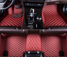Suitable For Audi-A1-3-4-5-6-7-8-Q2-3-5-7-R8-RS3-RS7-TT Car floor mat