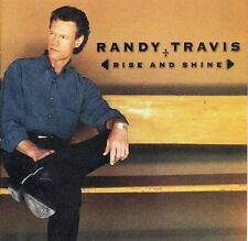 Randy Travis Rise & Shine CD 2002 Warner Bros.