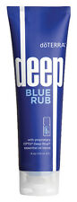 doTERRA Deep Blue Rub LOTION - 4fl oz ***FREE SHIPPING***