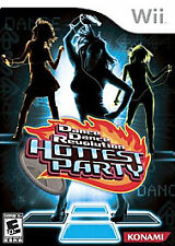 Dance Dance Revolution: Hottest Party (Nintendo Wii, 2007)Complete