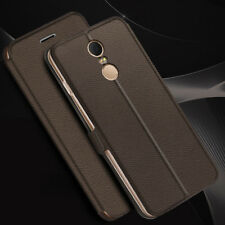 For Xiaomi Redmi 5/Plus/Note 5A Magnetic PU Leather Wallet Flip Stand Case Cover