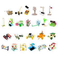 Science Experiments DIY Electrical Circuits Kits Toy Students Technology Model