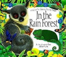 In the Rain Forest: A Maurice Pledger Nature Trail Book: Touch-and-Feel Adventu
