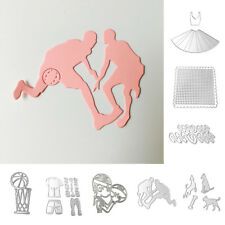 Metal Cutting Dies Mixed Pattern Stencil Scrapbooking Card Paper Album DIY