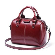 2018 ESUFEIR Brand Genuine Leather Women Handbag Real Cow leather Shoulder Bag F