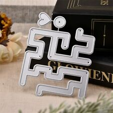 Irregular Figure stencil Metal Cutting Dies DIY Frame Pendant Scrapbooking Album