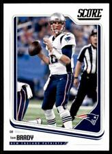 2018 Score NFL Football Single Cards - Choose Players, Complete Set (1 to 250)