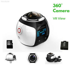 360 Wifi 4K HD 1080P Waterproof DV Panoramic Sport Camera Action Driving Cam