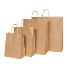 30PCS Lot Kraft Paper Bags with Handle Fashionable Multifunction for Weddings