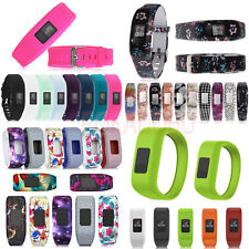 For Garmin VivoFit 3/JR Band Secure Strap Wristband Buckle Replacement S/L 2IN1