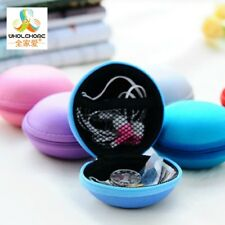 Storage Box Jewelry Case Macarons Candy Color Cute Lovely Outing Organizer New