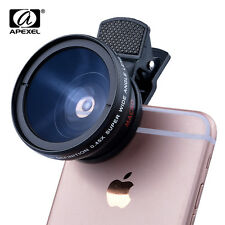 Lens Macro Super Iphone Wide Angle Fisheye Camera 0 5x 1 6 Hd 12 Kit 6s Plus New