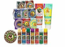UK ONLY!! BADGER ALL PRODUCT - CHEAPEST ON EBAY!!