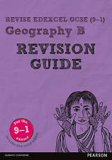 Revise Edexcel GCSE (9-1) Geography B Revision Guide: (with free online edition)