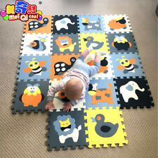 Educational Toy Baby Kids play Mat Puzzle Rug  Split Joint Gym Crawling Mat