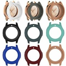 Silicone Case Cover Protector Frame For Samsung Galaxy Watch 42mm SM-R810 815