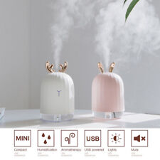 Ultrasonic LED Light Aroma Diffuser Essential Oil Mist Humidifier Aromatherapy