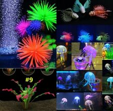 10X Artificial Fake Water Aquatic Plant Lawn artificial Fish Aquarium Fish Tank