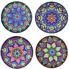 New Beach Towel Yoga Mat Round Flower Mandala Tapestry Wall Hanging