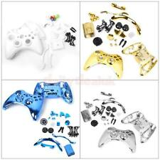 Full Housing Shell Case Mod Kit Button Parts for Xbox 360 Wireless Controller