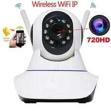 Wireless 720P Pan Tilt Network Security CCTV IP Camera Night Vision WiFi Cam ZH