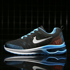 New Running Shoes Air Cushion Sports Sneakers Casual Breathable Mesh Men Women