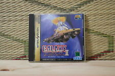 *In Stock* Galaxy Force 2 Sega Saturn SS Japan Very Good Condition!