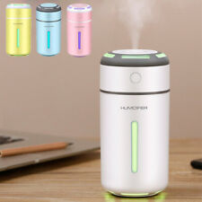7 Colors LED Air Humidifier Ultrasonic Essential Oil Diffuser Mini Aromatherapy