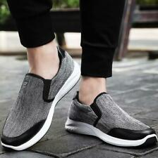 Men's Slip On  Shoes Driving Loafers Fashion Casual Shoes Breathable Lightweight
