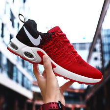 Men's Air Cushion Sneakers Outdoor Sports Running Shoes Jogging Breathable Shoes