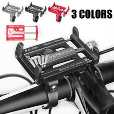 Clamp Mobile Phone Holder Universal Motorcycle Aluminum Alloy Handlebar