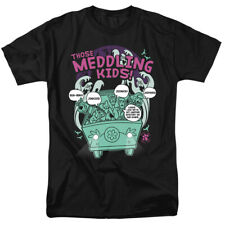 """Scooby-Doo """"Those Meddling Kids""""  Mens Unisex T-shirt -Available Sm to 2x"""