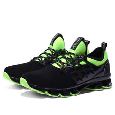 Mens Springblade Athletic Shoes Fashion Breathable Running Shoes Sports Sneakers