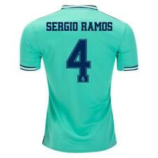 EH5128 adidas 2019-20 Real Madrid Men's Third Jersey Sergio Ramos 4