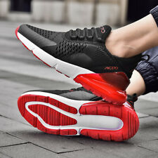 Men's Fashion Sneakers Outdoor Sports Running Shoes Air Cushion Jog Breathable