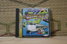 DX Nihon Nippon Tokkyu Ryokou Game Sega Saturn SS Japan Very Good Condition!
