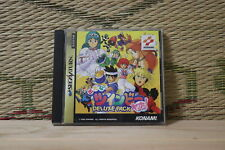 DETANA TWINBEE YAHHO! DELUXE PACK Sega Saturn SS Very Good- Condition!