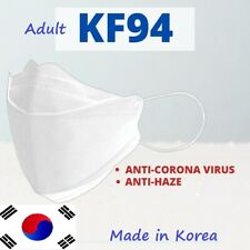 KF94 (N95) Adult/Child Professional Grade Mask Made in Korea