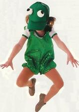 NEW FROG Animal Dance Halloween Child Costume SZ CHOICE